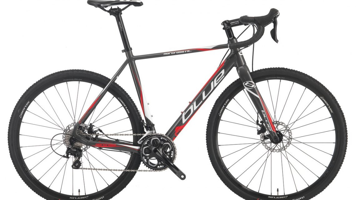 Win: Blue Norcross AL cyclocross bike, valued at $1395