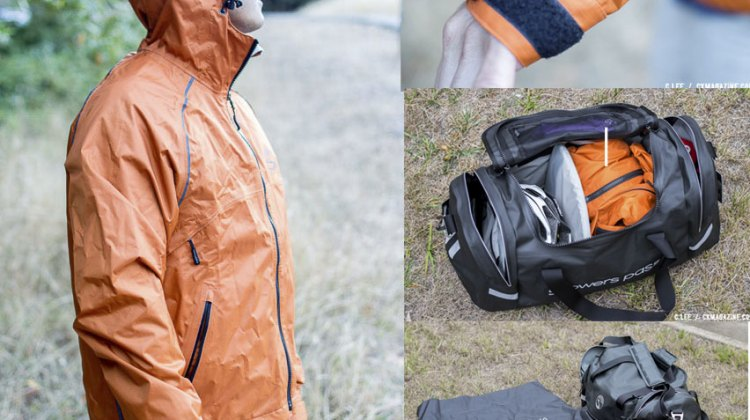 Showers Pass' Syncline Jacket and Refuge Gear Bag Reviewed