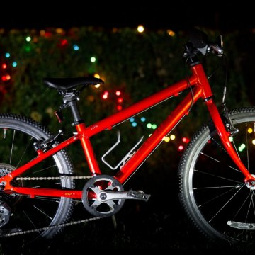"""Isla Bikes Beinn 20"""" could make any kid's holiday season and make every hill and barrier a lot easier. © Cyclocross Magazine"""