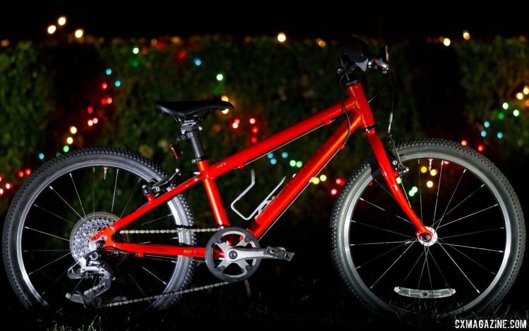 "Isla Bikes Beinn 20"" could make any kid's holiday season and make every hill and barrier a lot easier. © Cyclocross Magazine"