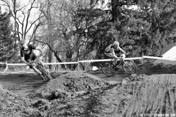 There were several paths to the finals. The 10th SSCXWC in Portland, 2016. © M. Estes / Cyclocross Magazine