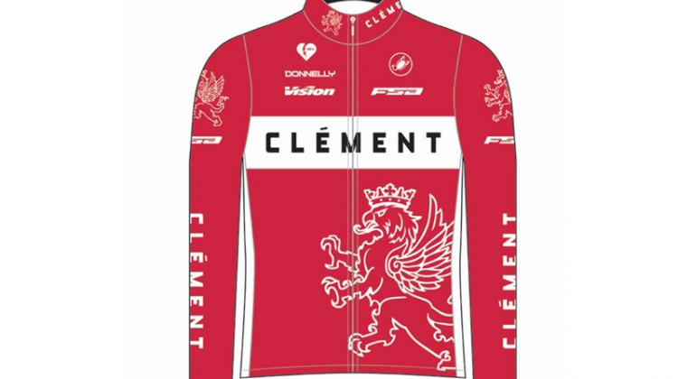 The Raleigh-Clement Pro Cycling Team becomes the Clement Pro Cycling Team.