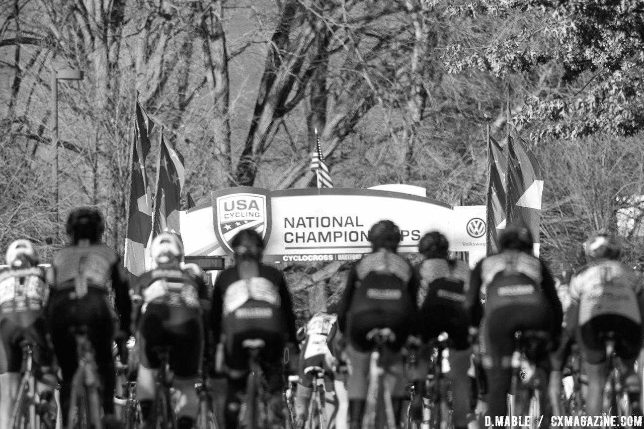 This week, we're focused on the 2017 Cyclocross National Championships. © D. Mable / Cyclocross Magazine