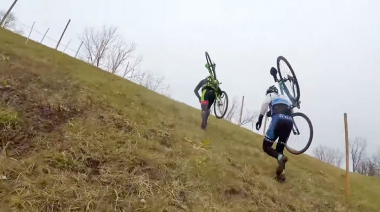 2017 Hartford Cyclocross National Championships Course Preview Video