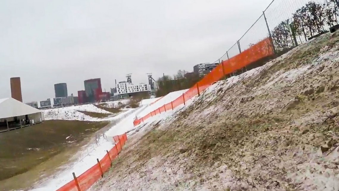 Christine Majerus' 2017 Cyclocross World Championships - Bieles- course preview video