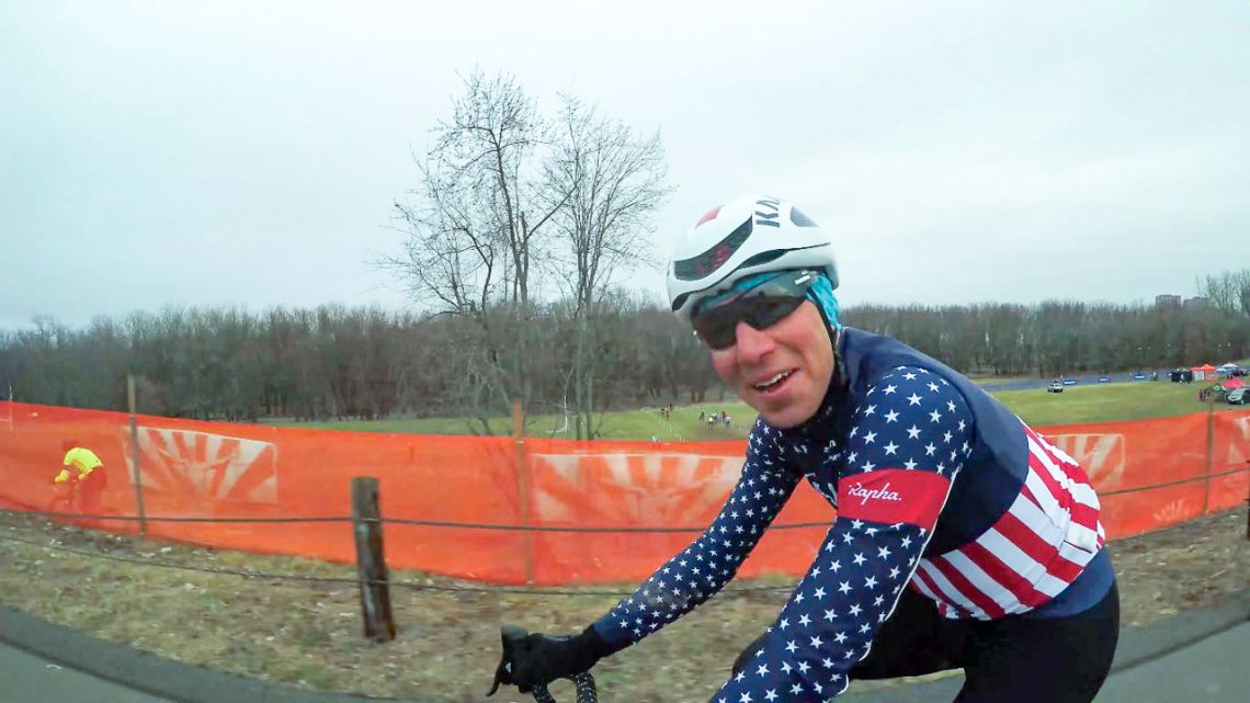 Jeremy Powers offers his impressions on the 2017 Hartford Nationals course, and an update on his recent training.