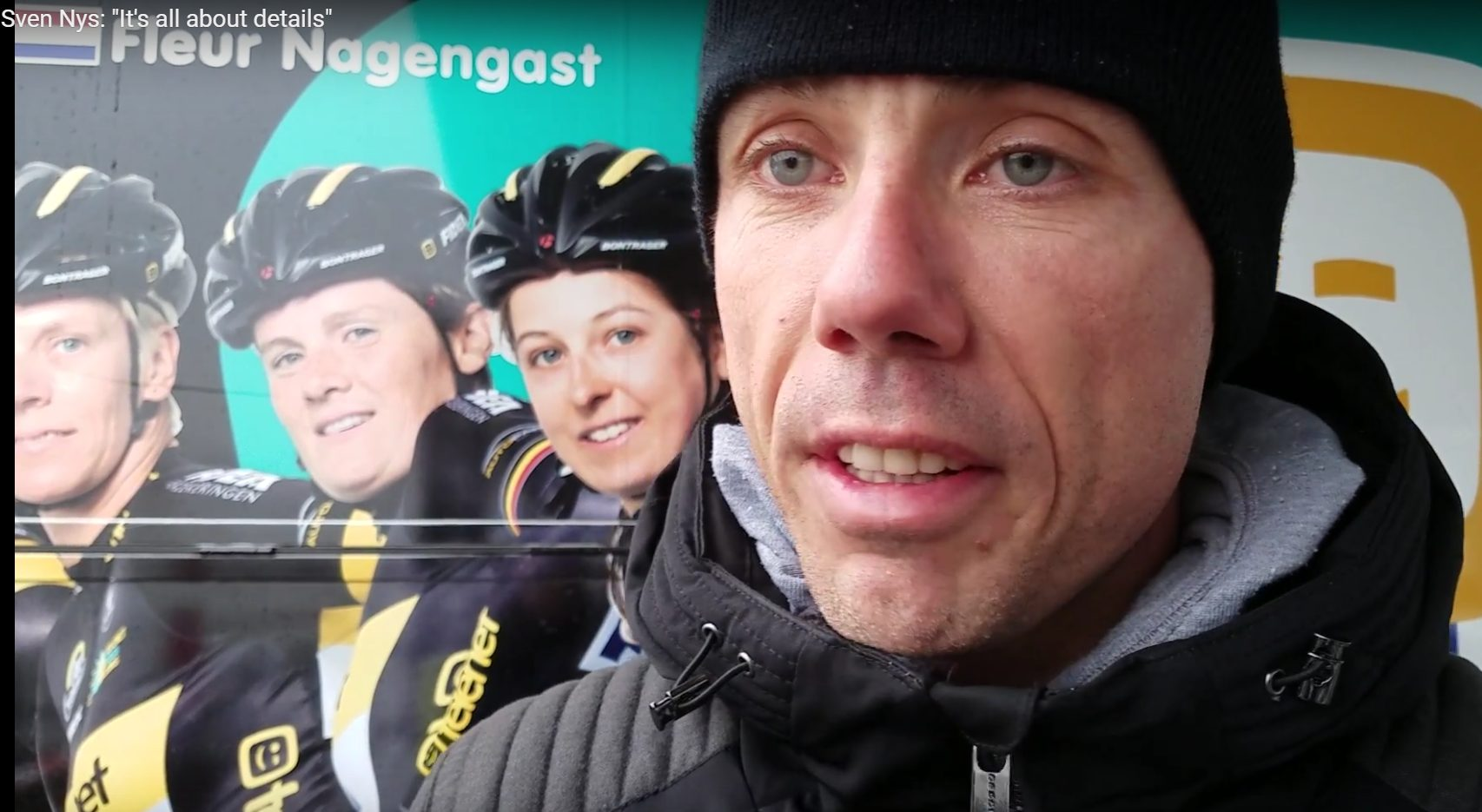 Legend Sven Nys Trains New 'Cross Generation with Junior Women's Camp