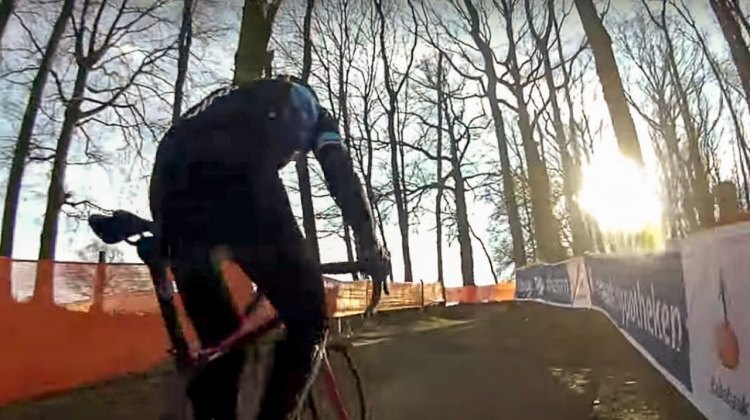 2017 Hoogerheide World Cup course preview video with Helen and Stefan Wyman