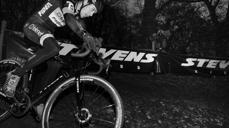 Tom Meeusen is eyeing a new contact, and it's likely to be with another team. © C. Jobb / Cyclocross Magazine