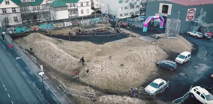 Video: WOW Cyclocross - Reykjavik International Games