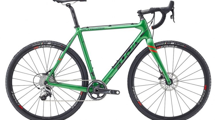 Fuji recalls 2017 bikes including Altamira, Cross and Brevet among other road models with Oval rear freehubs.