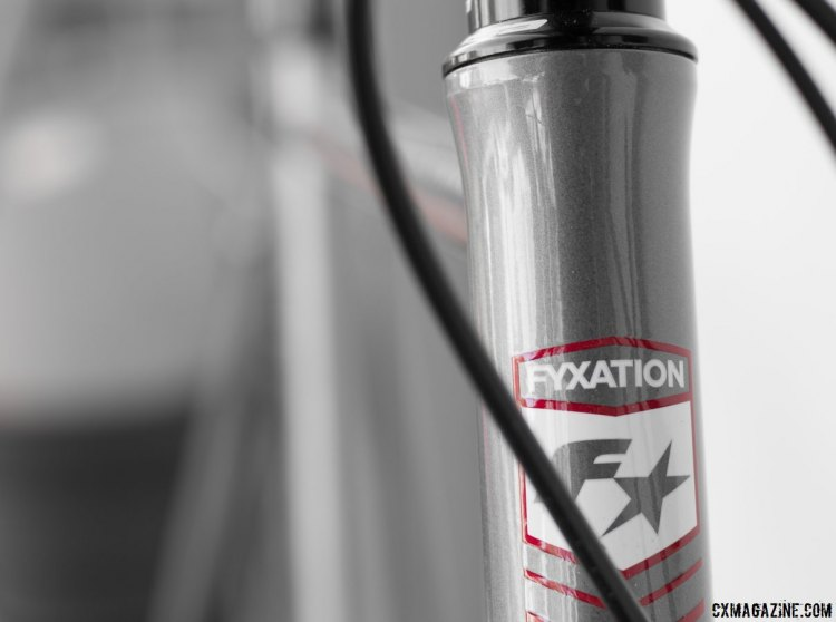 The name Fyxation might conjure up images of hipsters on fixed gears, but the brand quietly now offers more offroad-capable bikes than road bikes. © Cyclocross Magazine
