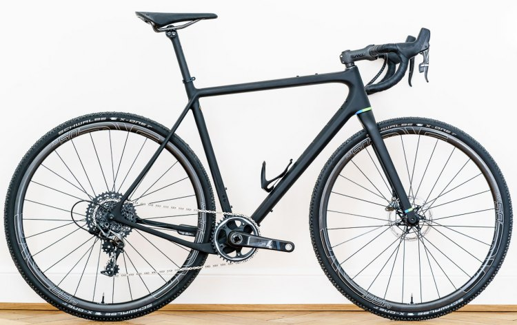 Open Cycles' new U.P. superlight frame sheds grams and your dollars.
