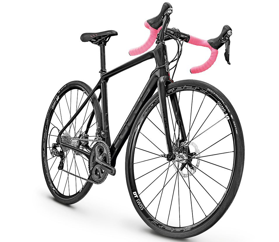 fc5b284208b Focus Bikes' Paralane Donna women's model takes the smaller frame and adds  women-specific