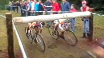 1988 British Cyclocross National Championships - Sutton Park
