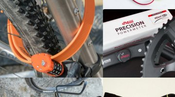 New gear from Otto, HipLok, Praxis Works, Seal Skinz and Wolf Tooth.