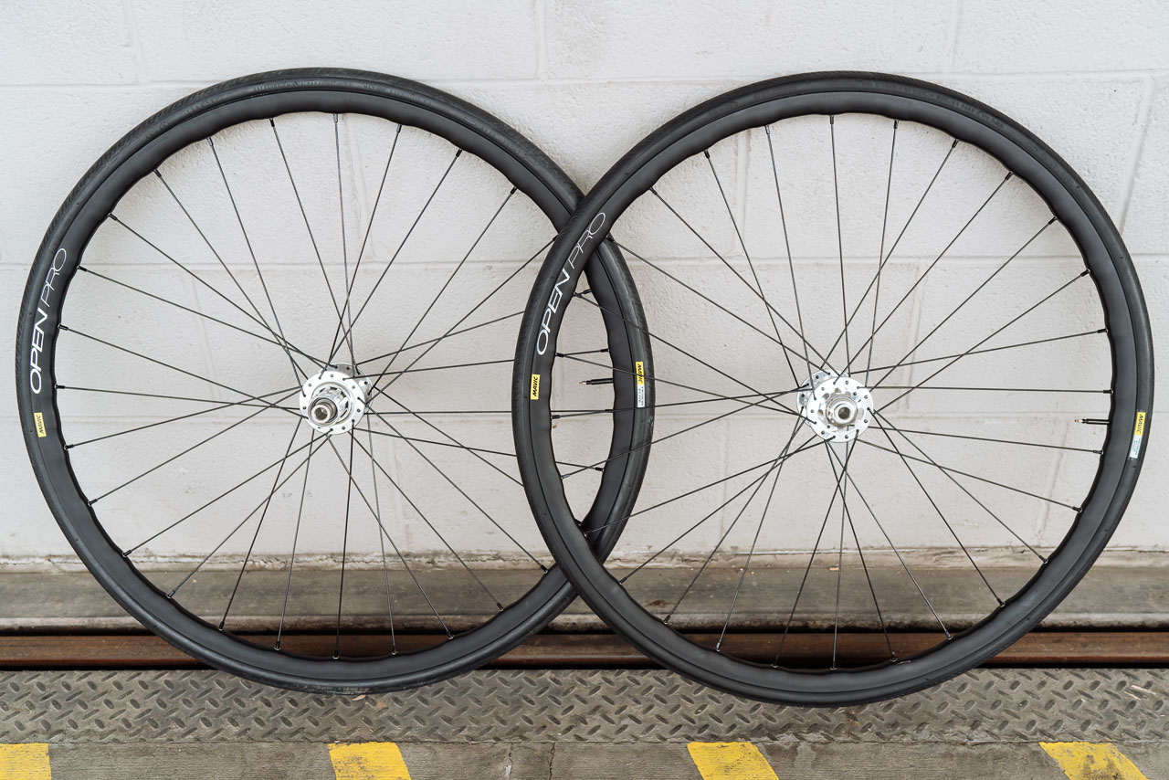 65648d2cac2 Mavic has revamped and relaunched the legendary Open Pro rim. It comes in  three versions