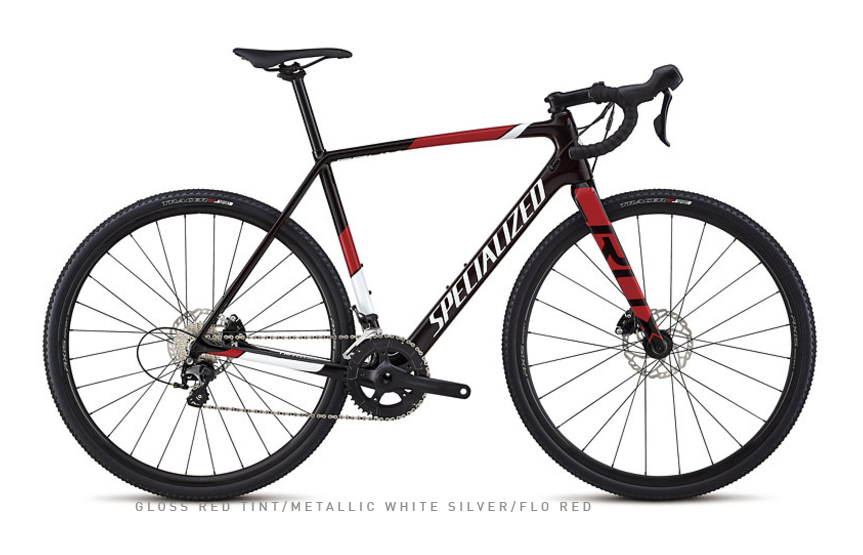 The 2018 $2,800 CruX Sport was the value pick, with Shimano 105 components for the price of the same frameset with a carbon seat post and ceramic bearings. It's not returning for 2019, but may be still available, at a further discount.