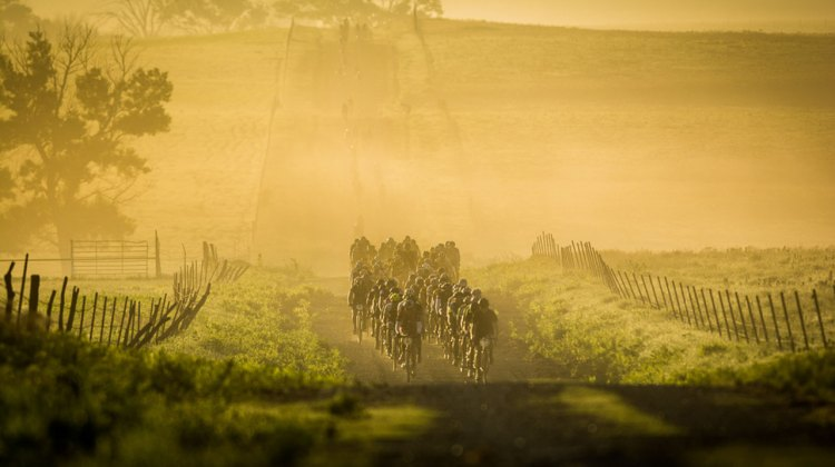 Dirty Kanza is unpredictable in conditions and weather, but not in difficulty. photo: Dustin Michelson/Gazette