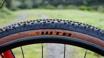 The WTB Resolute 42 gravel tire is an all-conditions tire for year 'round use.