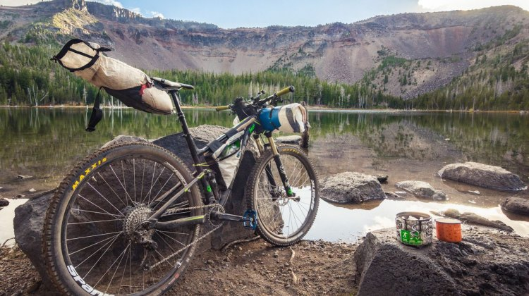 Our inaugural Three Sisters Three Rivers adventure. 300 miles, 8 days, criss-crossing the cascades on mostly singletrack. www.limberlost.co