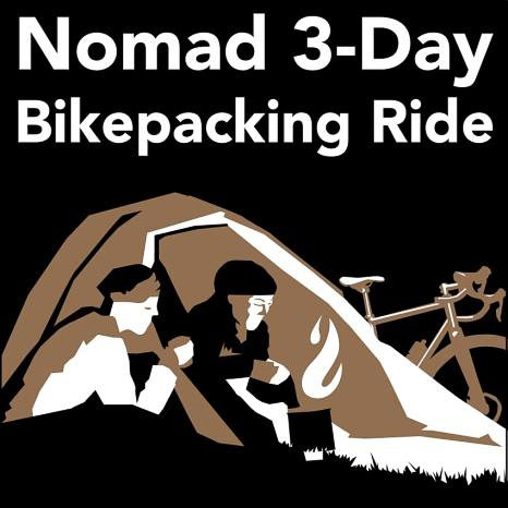 The 2017 Nomad Adventure Ride is Coming to Sherborn, MA on July 21. © Rob Vandermark