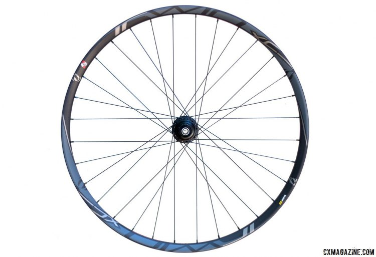 Irwin Kova XC 29er carbon tubeless disc wheels. © Cyclocross Magazine