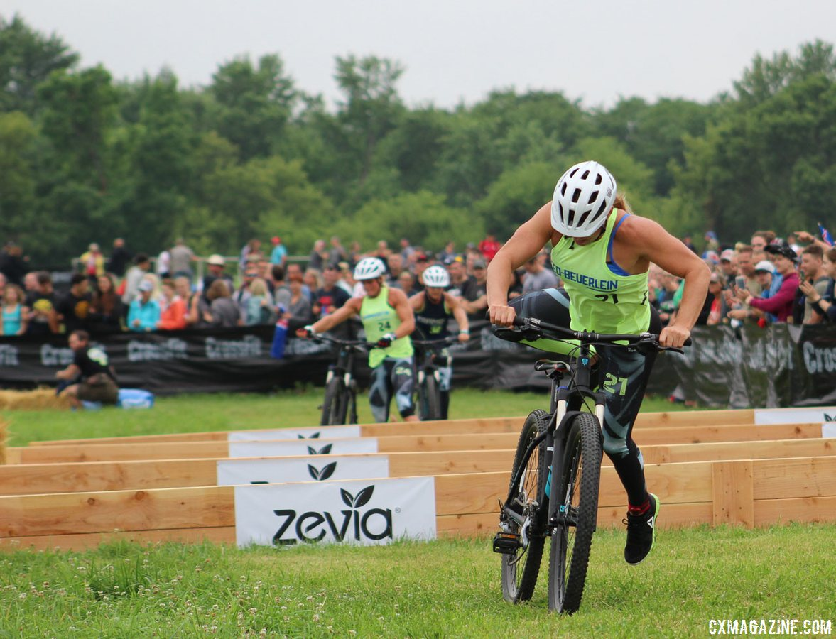 2017 Year In Review Cyclocross At The Crossfit Games In Madison