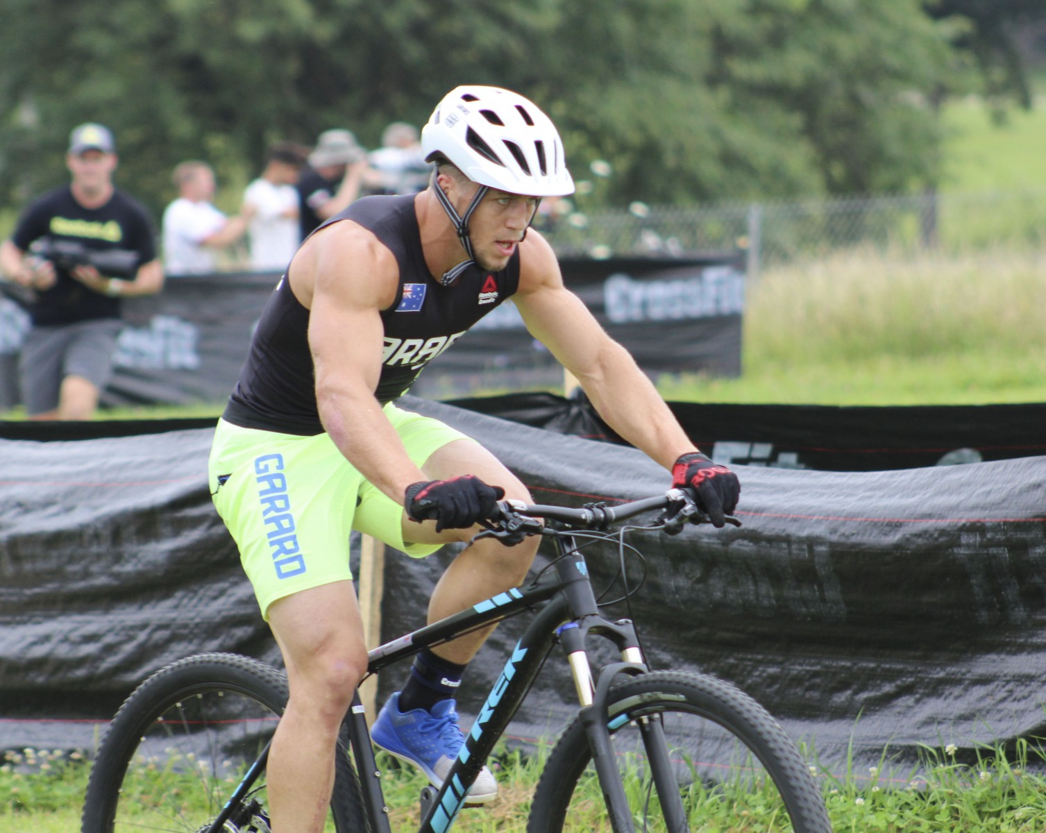 Ricky Garard On Winning 2017 Crossfit Games Cyclocross