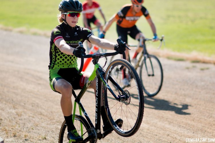2017 Montana Cross Camp. © Cyclocross Magazine