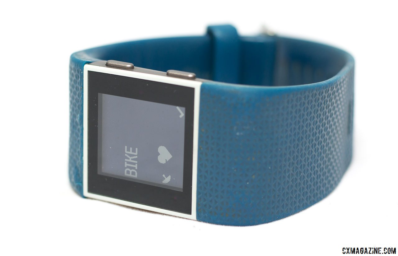 Reviewed: Fitbit Surge GPS / Heart Rate Monitor Smart Watch