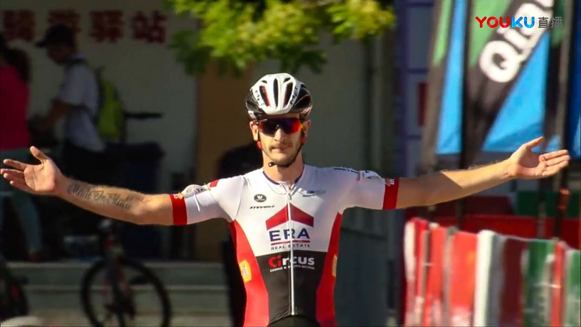 Yorben van Tichelt completes the Belgian sweep of the 2017 Qiansen Trophy cyclocross series.
