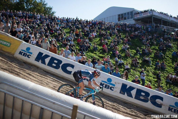 2017 Superprestige Zonhoven. © B. Hamvas / Cyclocross Magazine