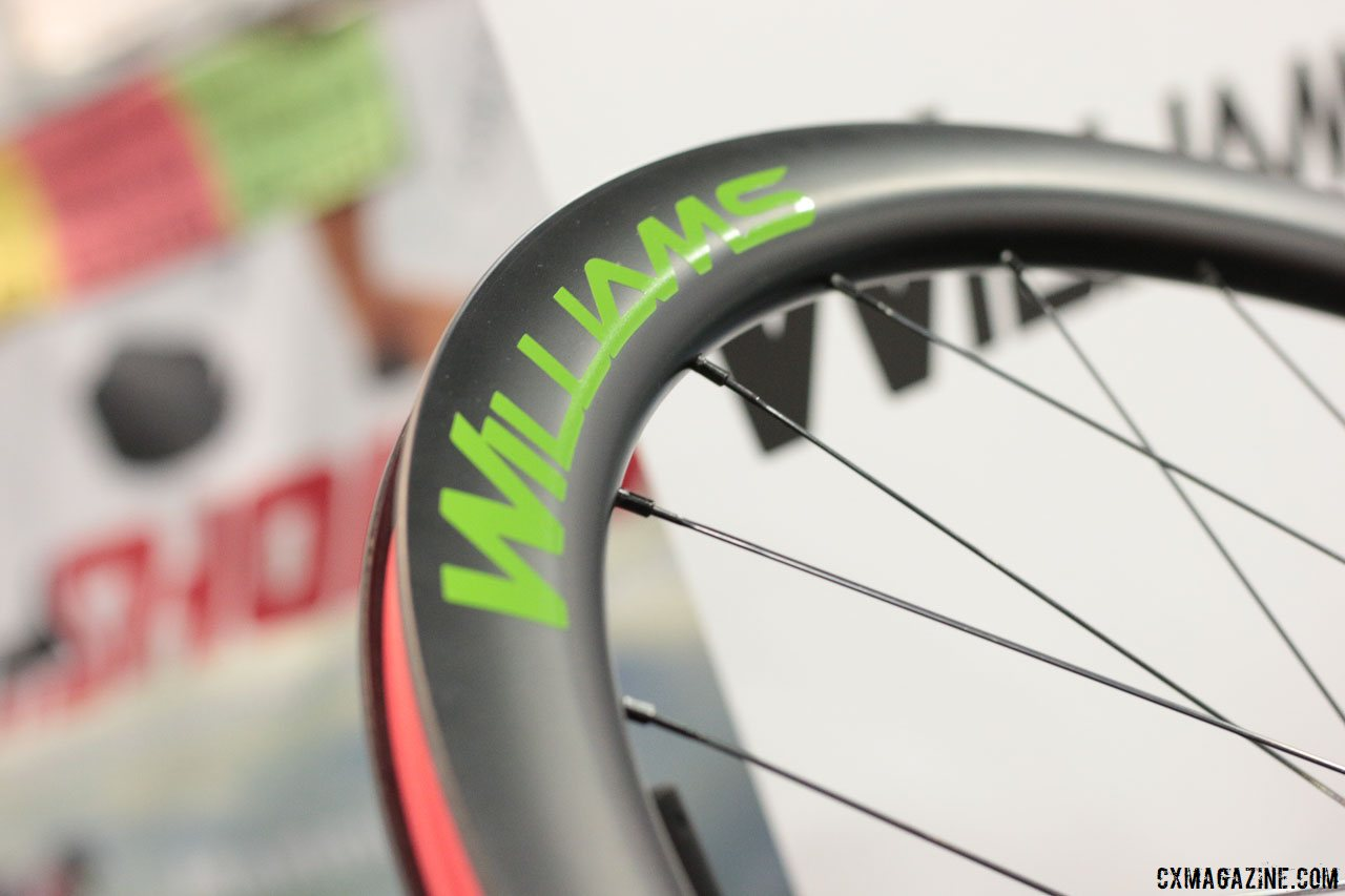 Williams Cycling Comes to Shops, Updates System 45 Carbon Tubeless ...