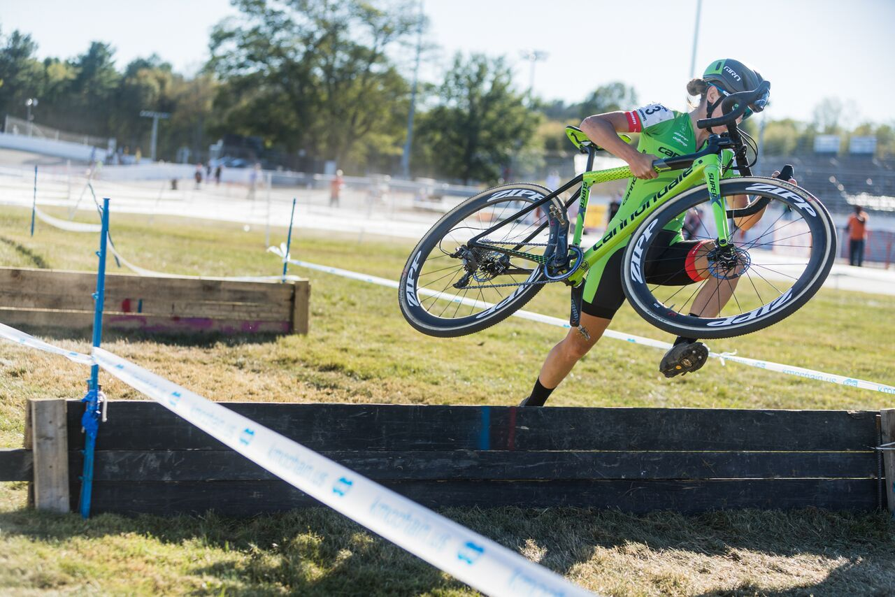 Charm City Cx Day 1 Elite Women S Results Kaitie Keough