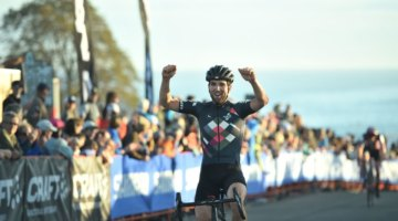 Tobin Ortenblad won again in Gloucester on Saturday. © C. McIntosh