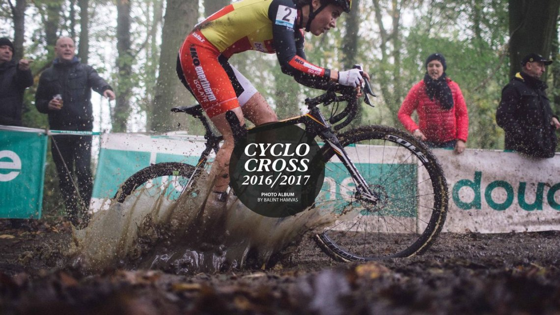 Balint Hamvas' Cyclocross 2016/17 Photo Album cover