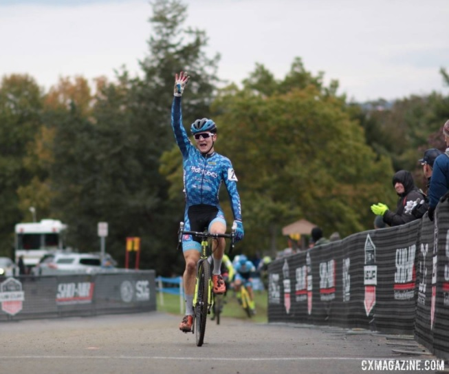 Lane Maher C2017 Cincinnati Cyclocross Day 2