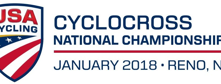 2018 Cyclocross Nationals Reno logo