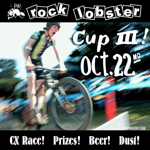 The 2017 Rock Lobster Cup returns for its third year, and moves to Wilder Ranch.