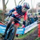 After a tough afternoon on Saturday, Stephen Hyde tried to bounce back at Hamme. 2017 Flandriencross. © J. Curtes / Cyclocross Magazine