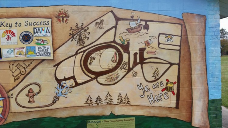 Midwest Cyclocross Regionals course map. photo: courtesy