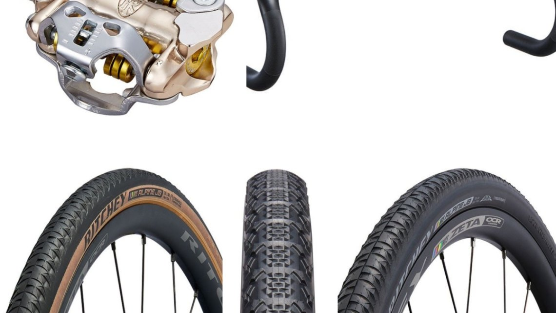 Win Ritchey Logic components and tires with our latest giveaway.