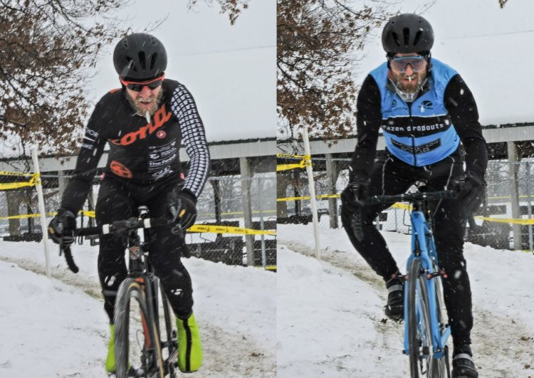 Last year's Midwest Regionals featured prime beardsickle conditions. photo: courtesy