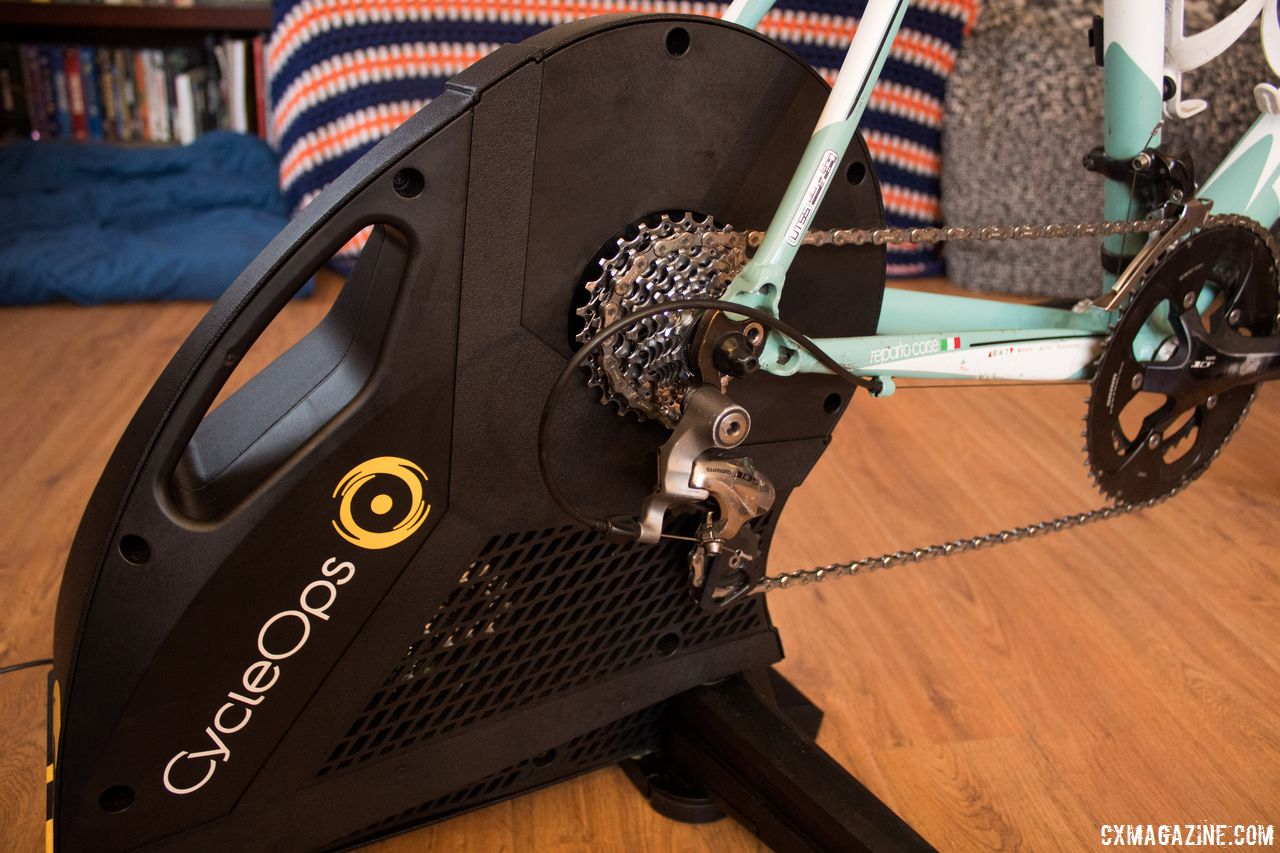 Review: CycleOps by Saris Hammer Direct-Drive Smart Trainer
