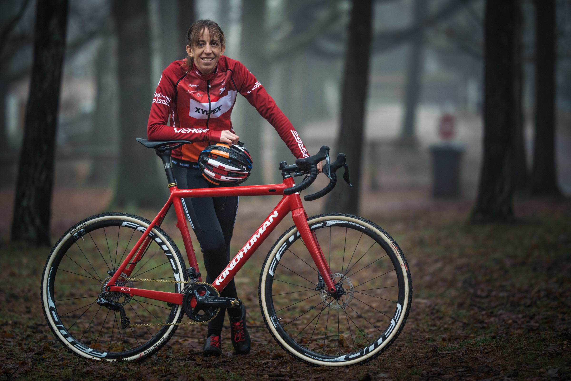 """Helen Wyman Announces """"Xypex – Verge Sport"""" Program and KindHuman Bike for  2018 ab82e6be1"""