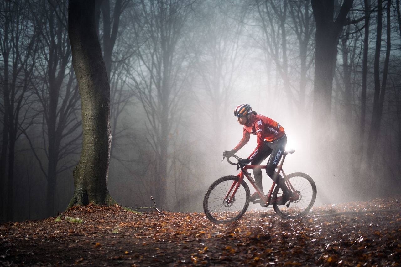 Wyman hopes to be back racing at Charm City CX in the future. Helen Wyman Xypex - Verge Sport announcement. © K. Ramon