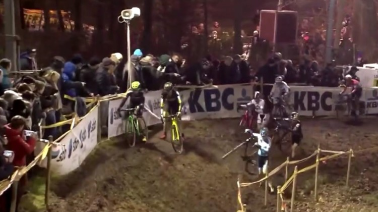2017 Superprestige Diegem Women's Race Video - Cyclocross