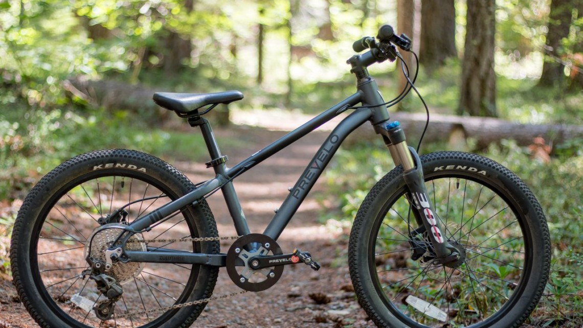 """Prevelo delivers a lot of offraod bike for a little one with its Zulu Three 20"""" wheel mountain bike. © Cyclocross Magazine"""