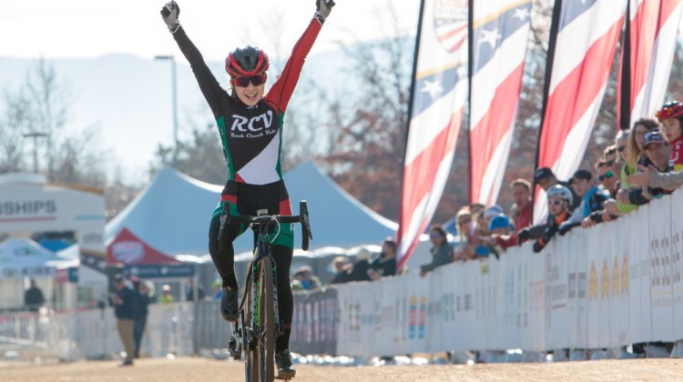 2018 Cyclocross National Championships. © A. Yee / Cyclocross Magazine